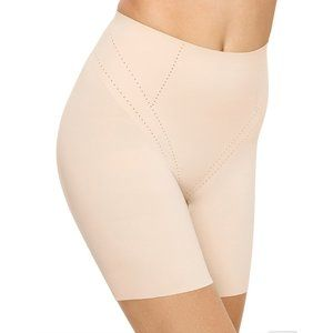 Wacoal Shape Air Thigh Shaper Shorts 2X Nude